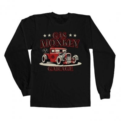 Gas Monkey Garage Texas ROD Longsleeve 1