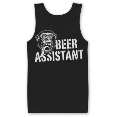 GMG - Beer Assistant Tank Top