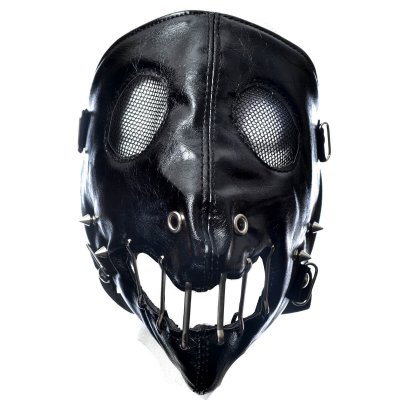 Hannibal Face Mask svart fram