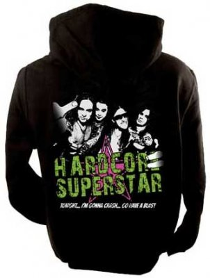 Hardcore Superstar Tonight hoodie