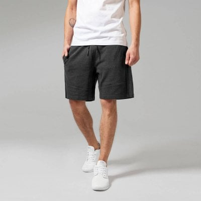 Interlock sweatshorts
