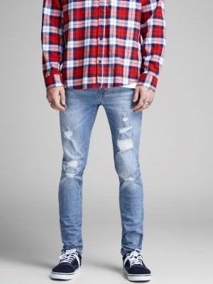 Jeans med hål herr 1