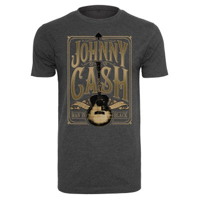Johnny Cash Man In Black t-shirt fram