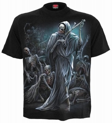 Dance of the death T-shirt 1