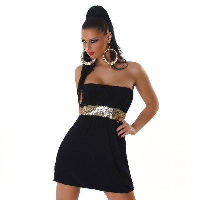 accessoarer till svart klänning