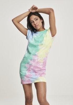 c2cc60e8e495 Startsida · Damkläder · Klänningar; Kort batikmönstrad klänning. Kort  batikmönstrad klänning