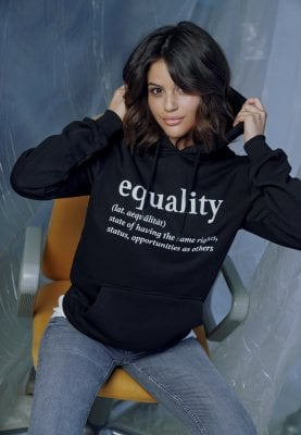 Equality defintion hoodie 1