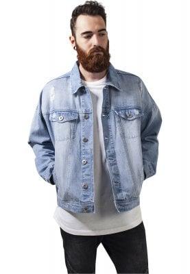 jeansjacka herr stora storlekar