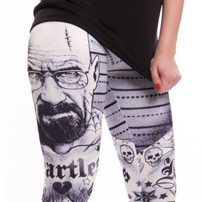 Meth lab leggings