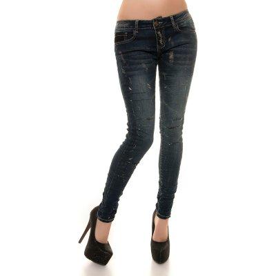jeans hål dam