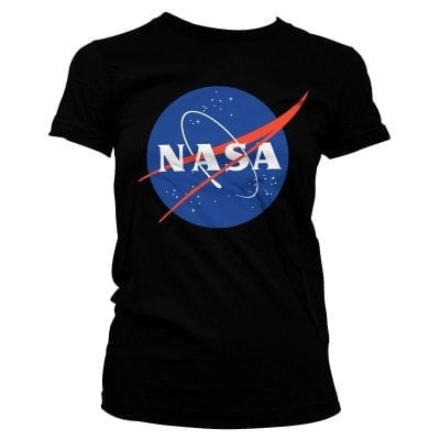 NASA logo dam T-shirt 1