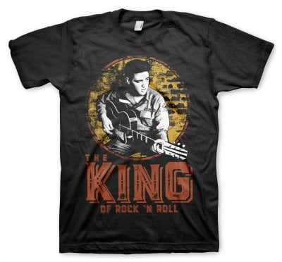 Elvis Presley - The King Of Rock´N`Roll T-shirt