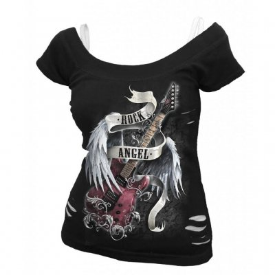 Rock angel top