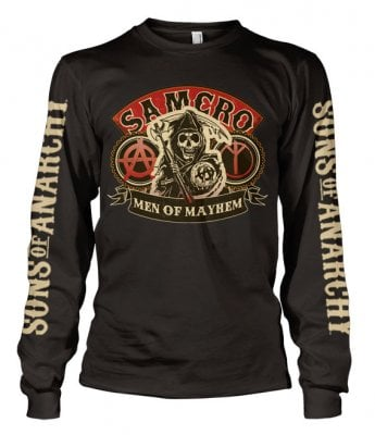 Samcro - Men Of Mayhem longsleeve