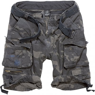 Savage vintage shorts darkcamo fram