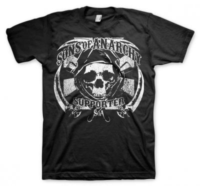 SOA Supporter t-shirt