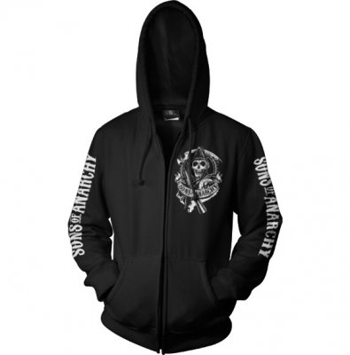 Sons Of Anarchy ziphoodie