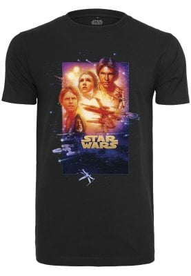 Star Wars Poster Episode IV T-shirt 1