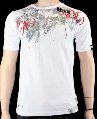 Vit WAX t-shirt stone