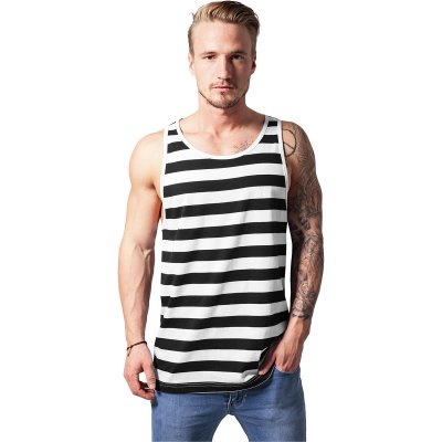 Stripe Big Tank fram