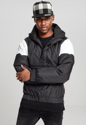 2 Tone Pull Over Jacket