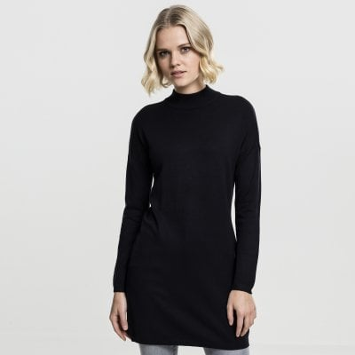 Turtleneck Oversized Klänning 1