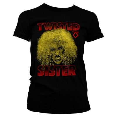 Twisted Sister - Dee Snider T-shirt tjej
