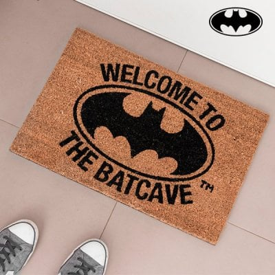 Welcome To The Batcave dörrmatta 1