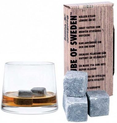 Whiskystenar Icecube of Sweden