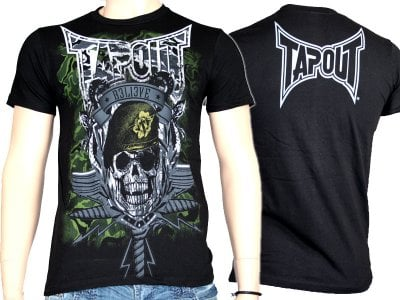 Tapout Special forces t-shirt army stil