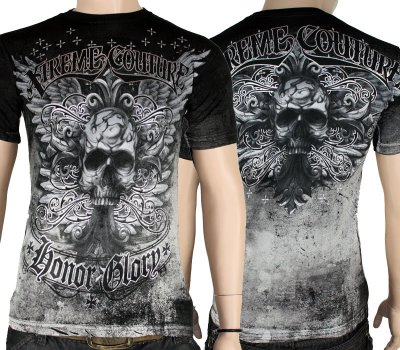 Shot Down Xtreme Couture t-shirt