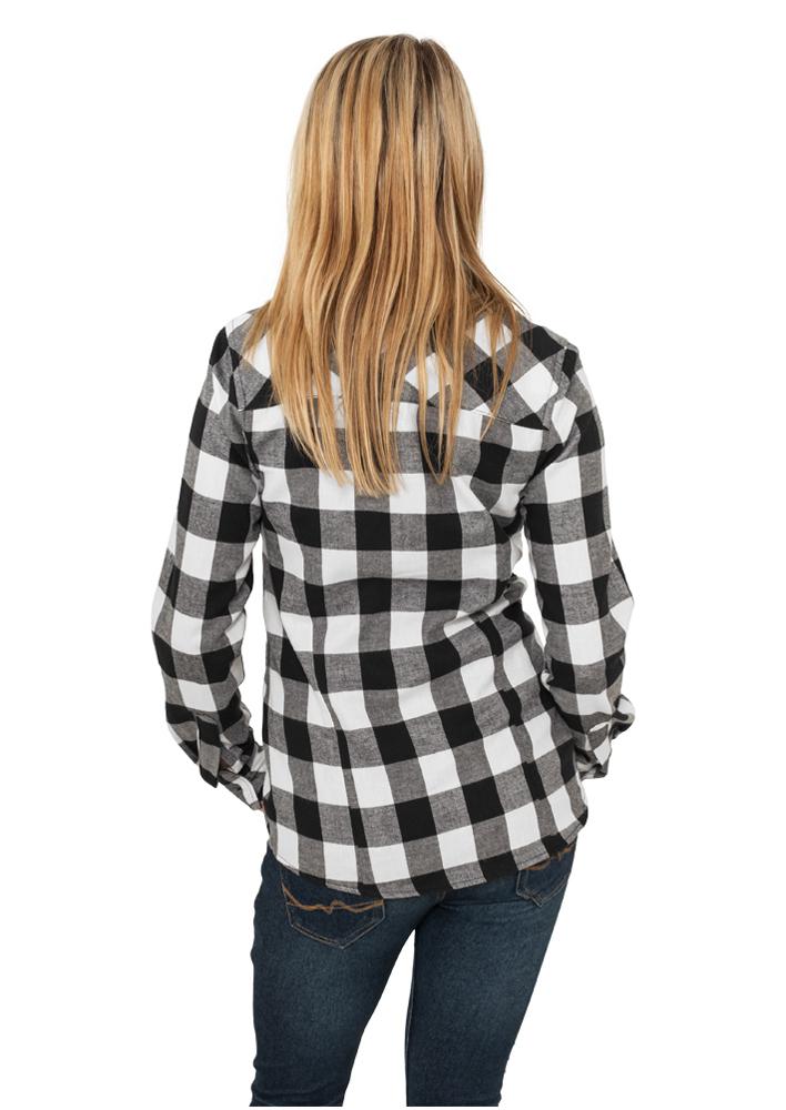 2f8eb3c3cac3 Rutig skjorta dam Flanellskjorta rutig Flanellskjorta ...
