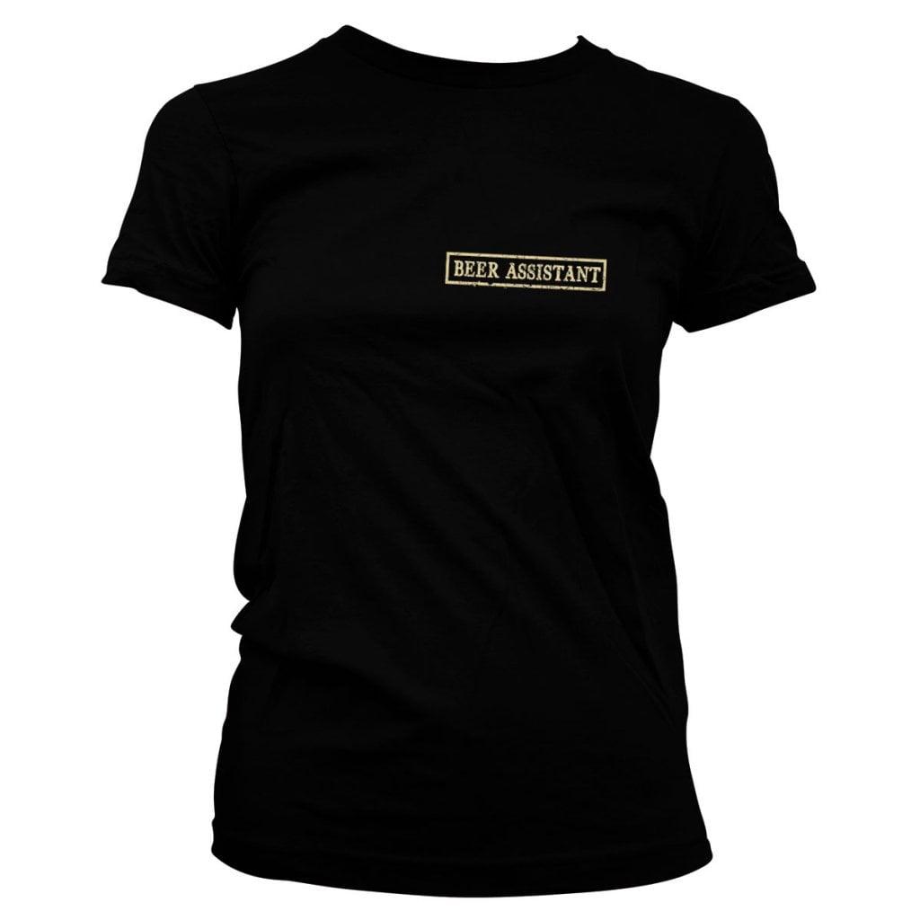 Gas Monkey big patch T shirt tjej T shirts Damkläder