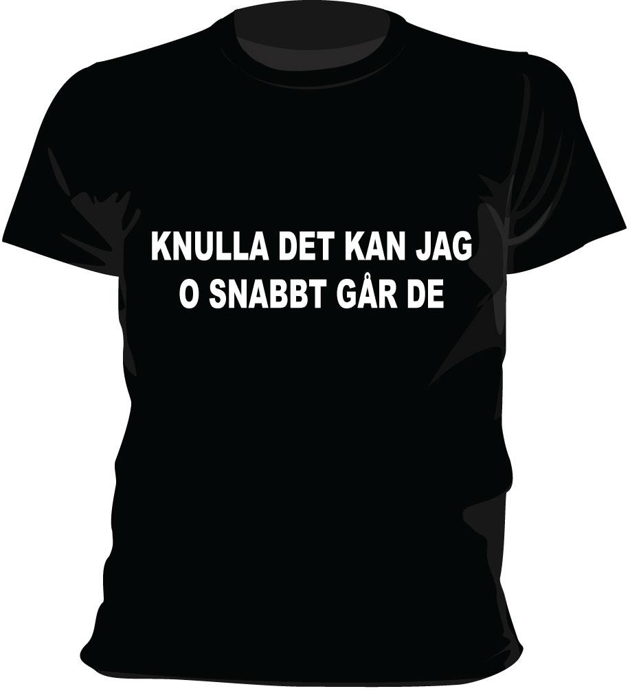 knulla svenskt