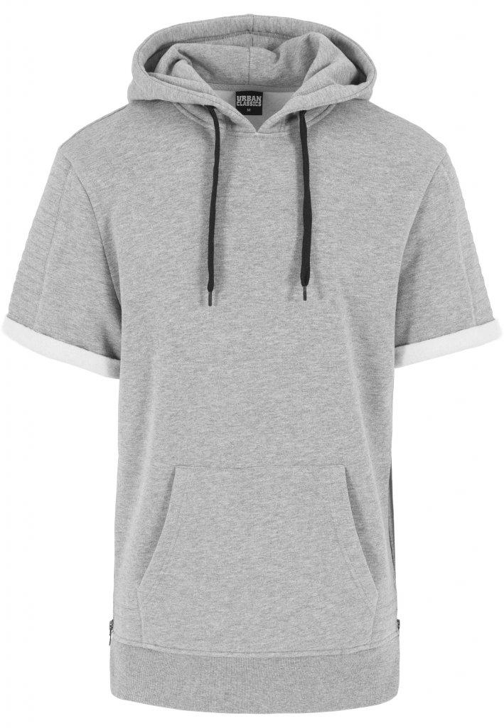 Kortarmad hoodie Hoodies Herrkläder Dunken.se