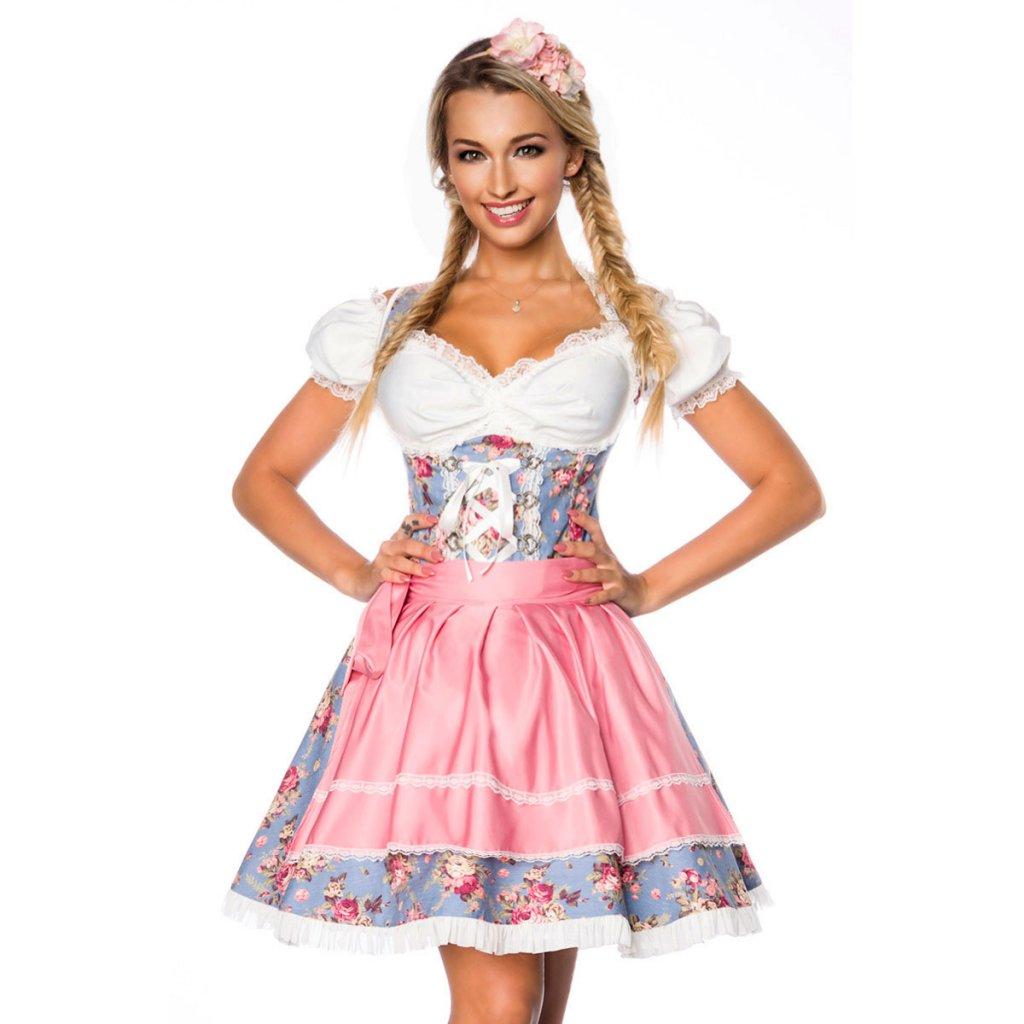 Oktoberfest kläder, klänningar mm Dunken.se