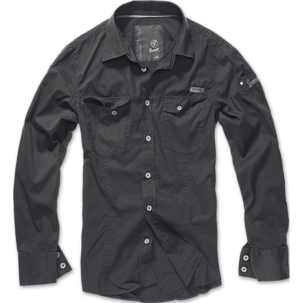 skjorta svart