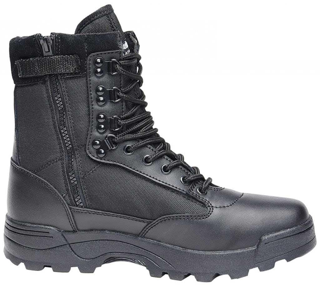 Tactical boots zipper Skor Herrkläder Dunken.se