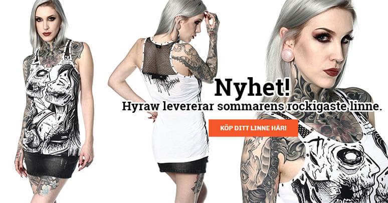 2aa2d6f9c990 Rockkläder, t-shirts och coola kläder online - Dunken.se